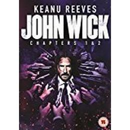 John Wick: Chapters 1 & 2 [DVD + Digital Download] [2017]